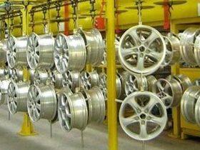 Four Wheel Conveyor